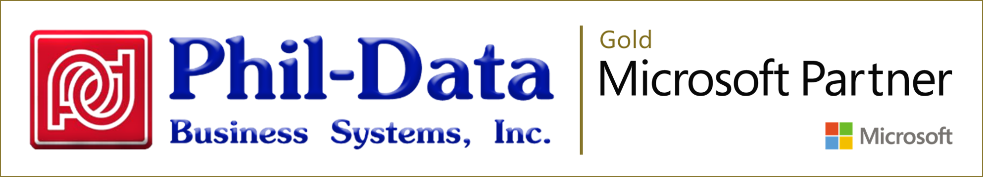 Phil-Data Business Systems, Inc.